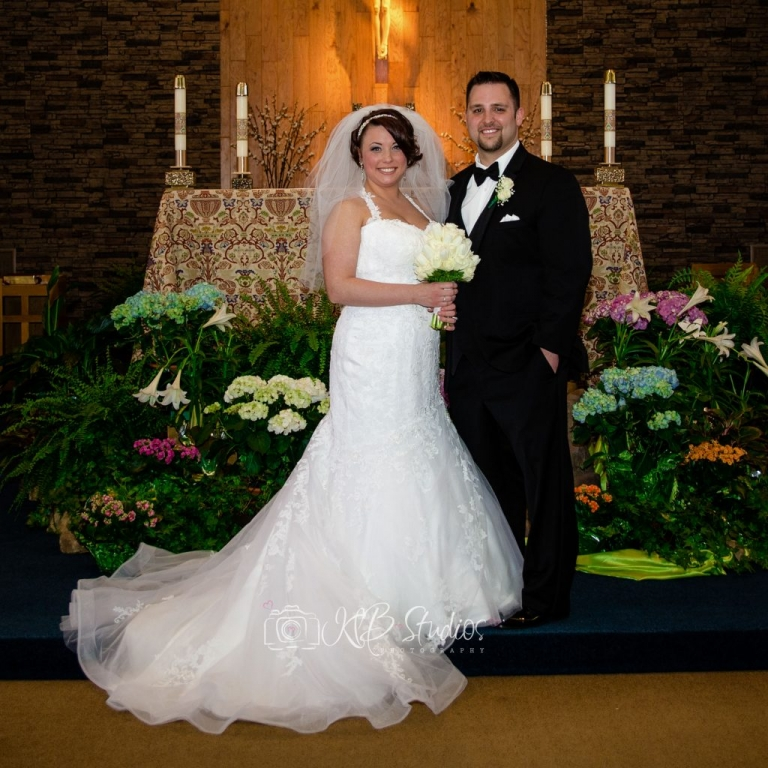 wedding photos-St Francis Cabrini