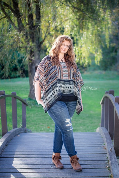 Senior Photography session highlights | brush creek park